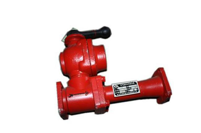 环泵式泡沫比例混合器