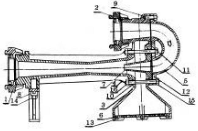 排吸器结构图片